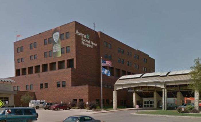 6. Avera Sacred Heart Hospital - Yankton