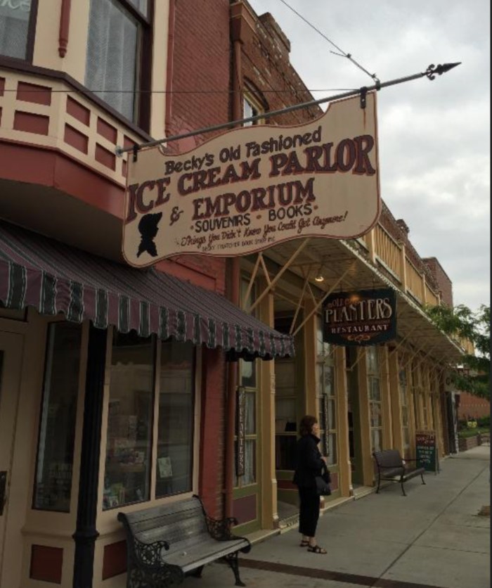 4. Becky's Old Fashioned Ice Cream Parlor & Emporium - Hannibal