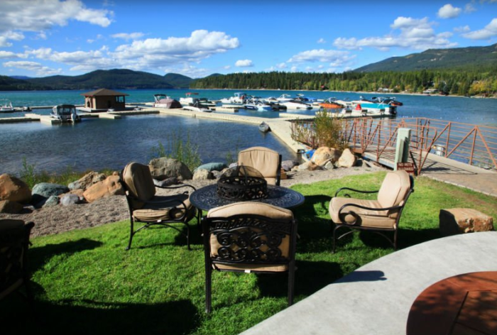 2.  The Lodge at Whitefish Lake