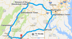7 Amazing Places You Can Go On One Tank Of Gas In Virginia