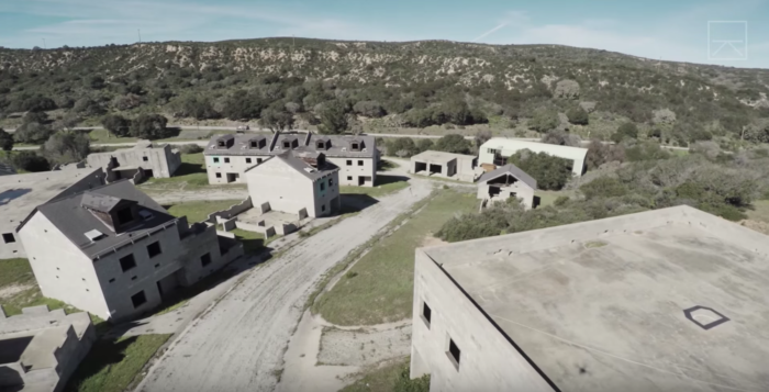 The U.S. government built this fake city in order to train soldiers to respond to everything from urban sniper fire to hostage situations, and even domestic terrorism.