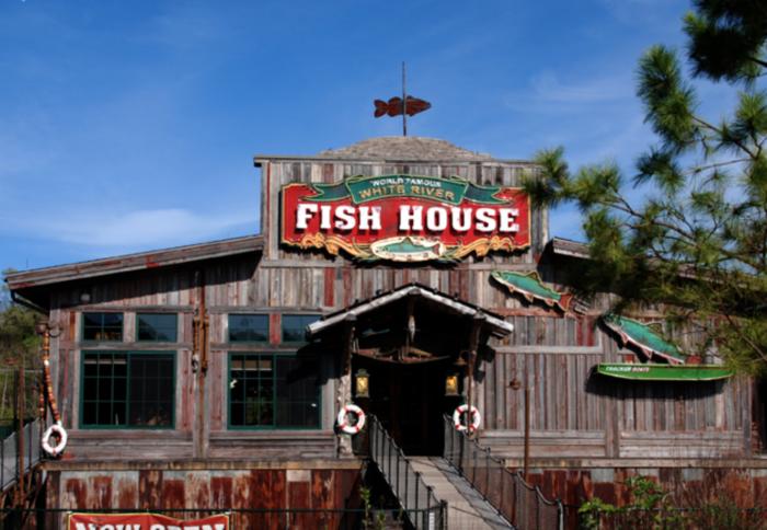 3. White River Fish House - Branson