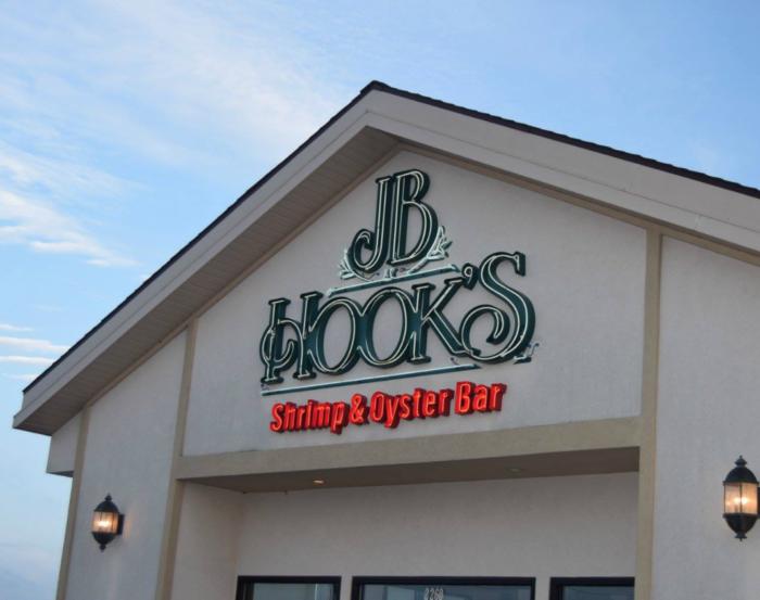 9. JB Hook's - Lake Ozark