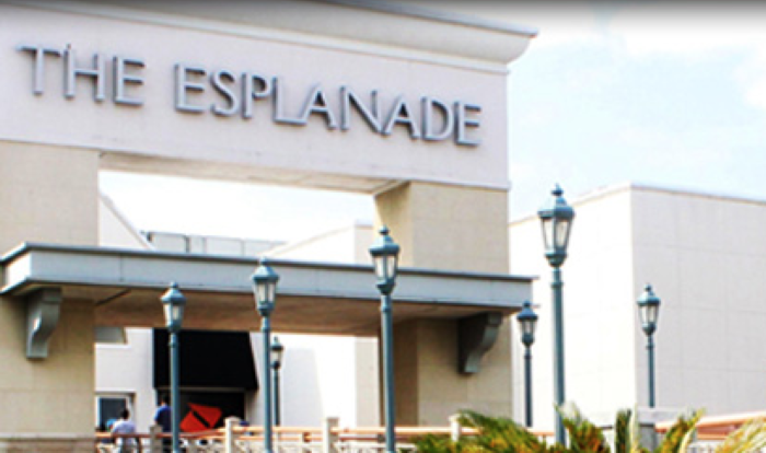 3) The Esplanade Mall, 1401 W Esplanade Ave.