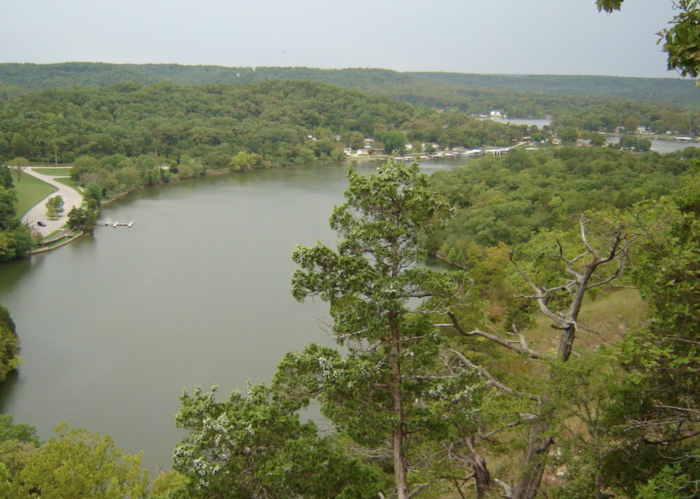 13. Turkey Hollow Trail - Ha Ha Tonka State Park