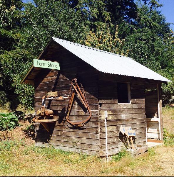 8. The Field House on Midnight's Farm, Lopez Island