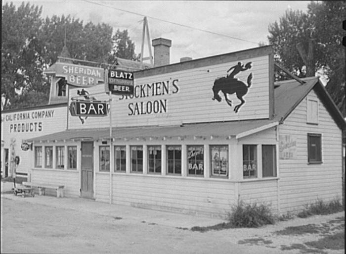 10. Stockmen's Saloon In Ranchester