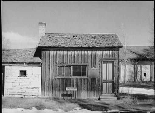 2. School At Fort Bridger