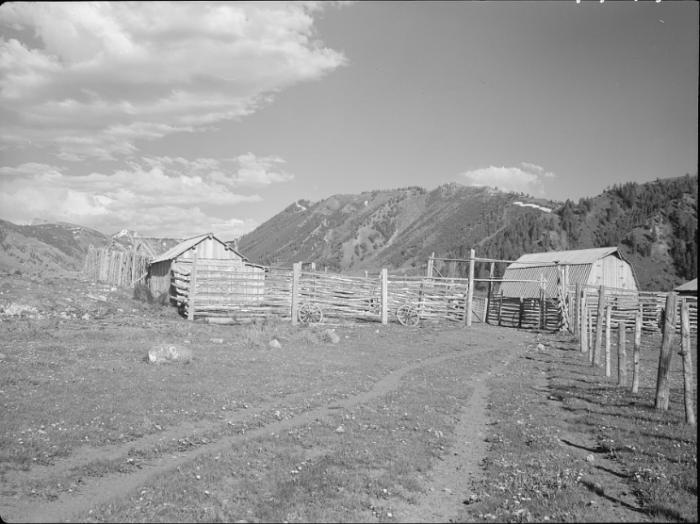 3. Farm Near Jackson