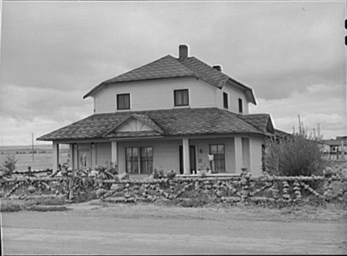 13. House In Big Piney