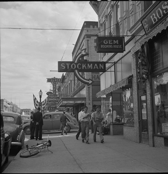14. Main Street, Sheridan