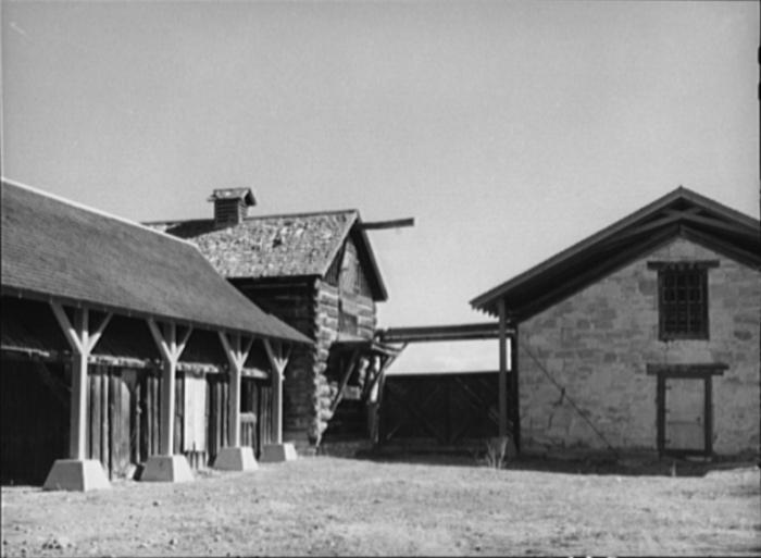 17. Pony Express Stables At Fort Bridger