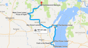 The Ultimate Terrifying Wisconsin Road Trip Is Right Here And You'll Want To Do It