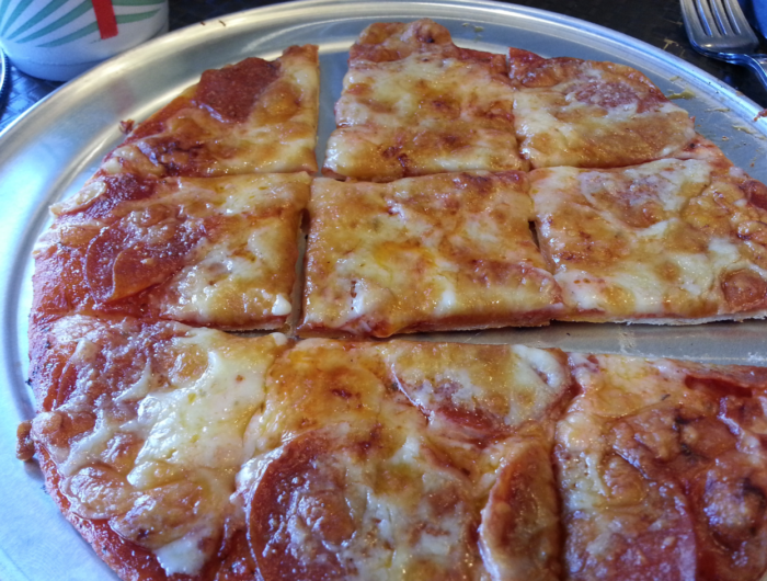 12. Forget to list St. Louis among the best pizza in America.