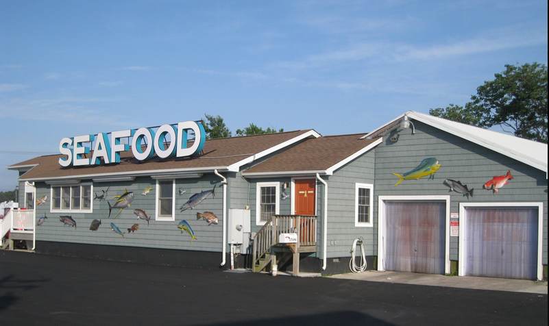 10 super fresh seafood markets in delaware for Fish market virginia beach
