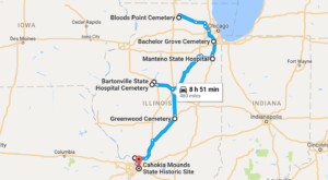 The Ultimate Terrifying Illinois Road Trip Is Right Here And You'll Want To Do It