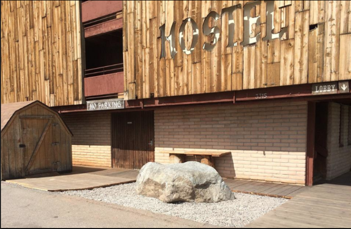 1. The Hostel