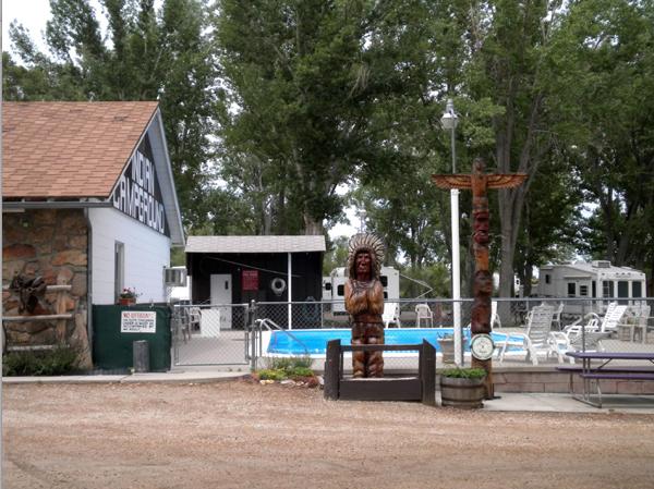 2. Indian Campground & RV Park