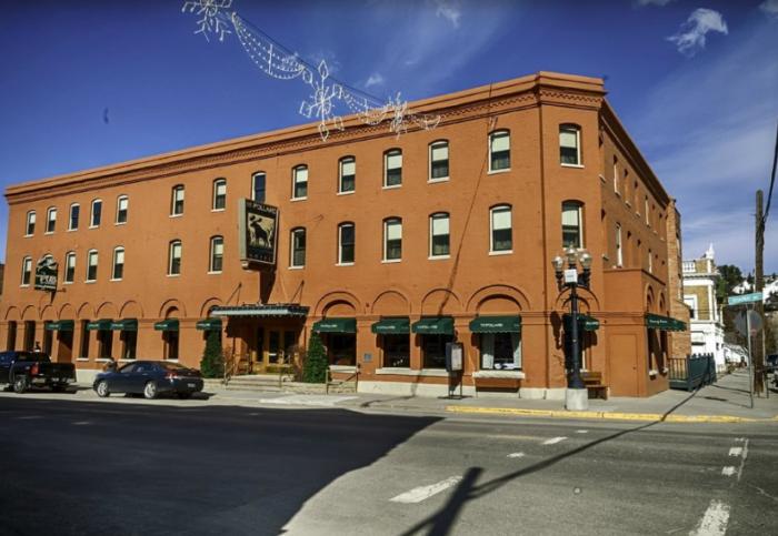 10. The Pollard Hotel, Red Lodge