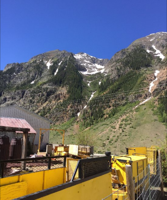 Located just outside of Silverton inside of Galena Mountain, the Old Hundred Gold Mine Tour takes adventurers on a journey (1/3 of a mile inside a 13,000 foot tall peak) to a time when gold was king and mining was a prosperous occupation.