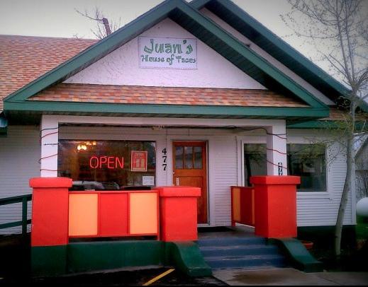 3. Juan's House of Tacos