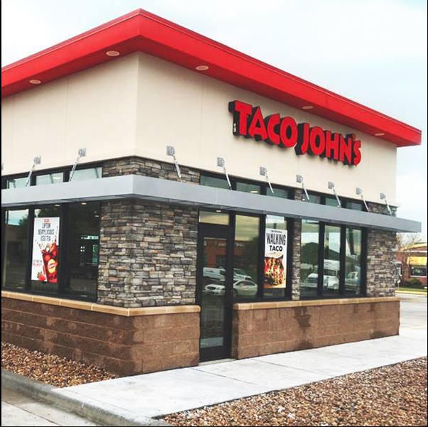 4. Taco John's