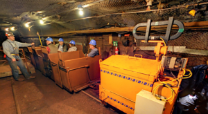 This Ride Through An Old Mine In Minnesota Will Take You Back In Time
