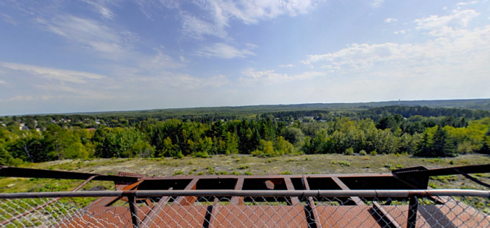You can catch sweeping vistas of the neighboring towns that you will never forget.