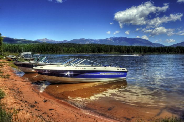 7. Seeley Lake, the place where so many summer memories are made.