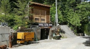 This Trip Through An Old Silver Mine In Idaho Will Take You Back In Time