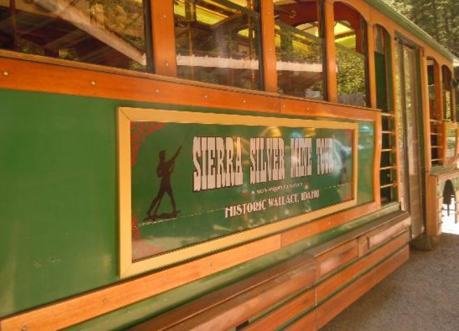 Your adventure starts with a quaint, vintage trolley ride through downtown Wallace and up to the mine shaft.