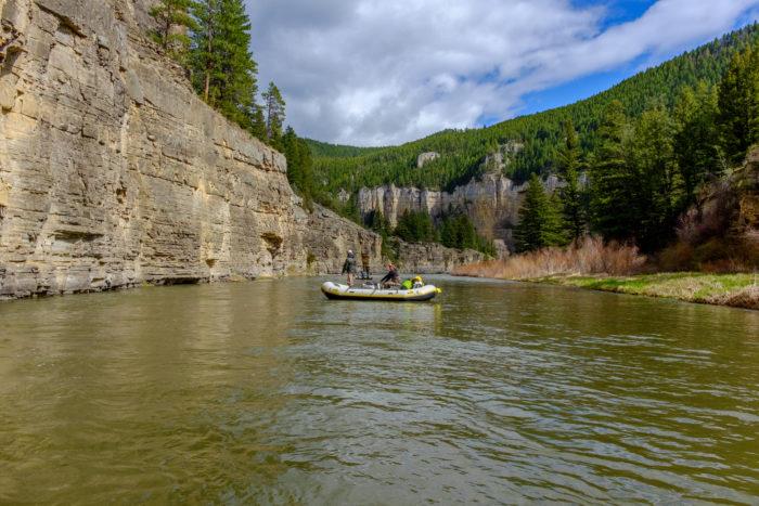 5. The Smith River, Central Montana