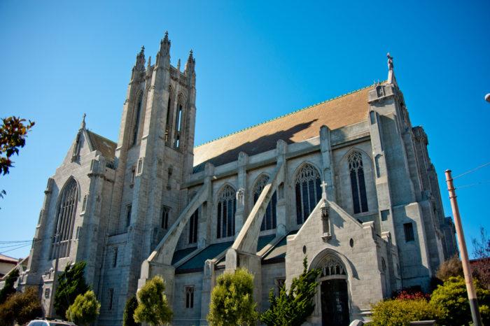 7. St. Dominic's Catholic Church
