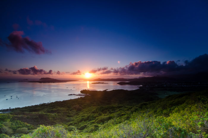 1. Start your day with a sunrise hike.