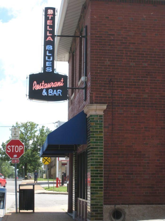 1. Stella Blues - St. Louis