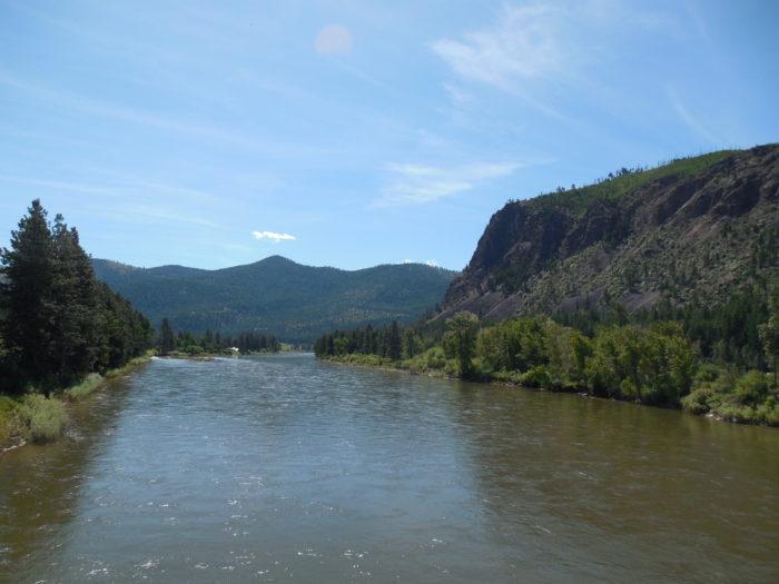 2. Clark Fork River, Superior to St. Regis