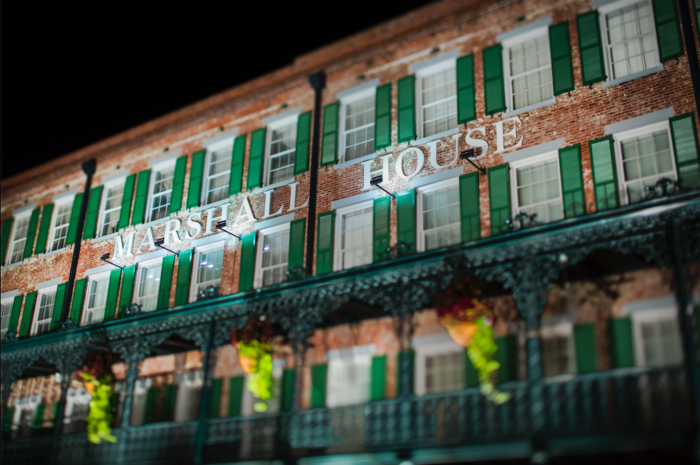 5. The Marshall House