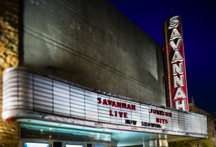 8. The Savannah Theater