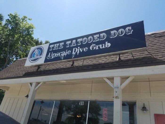 4. The Tattooed Dog - Wentzville