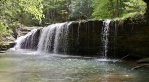 Walk Behind A Waterfall For A One-Of-A-Kind Experience In Kentucky