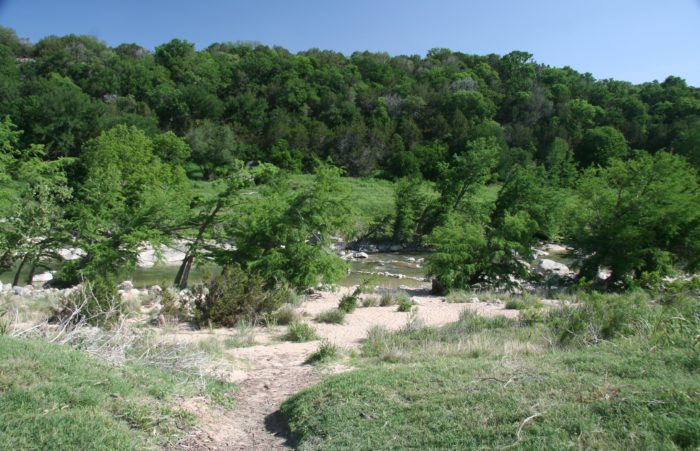 Lush trees and verdant grasses make this state park feel like a fairy tale.