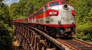 This Train In Kentucky Is Actually A Restaurant And You Need To Visit