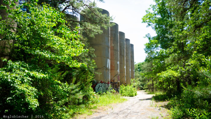 Toms River Silo Ruins - XIII