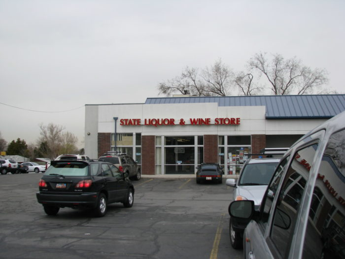 8. Package store
