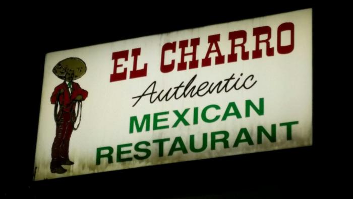 3. El Charro (Pittsburg)