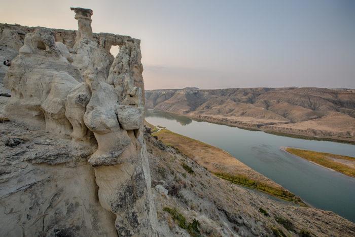1. Upper Missouri River Breaks National Monument