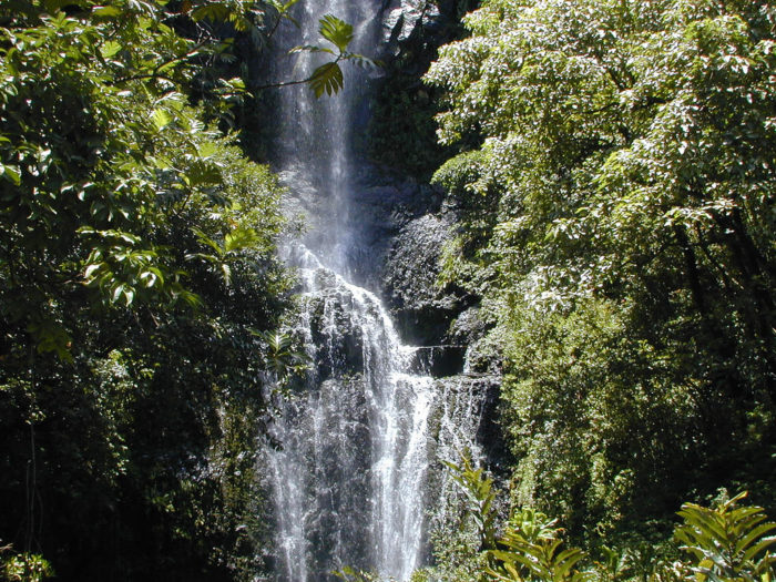 7. Wailua Falls
