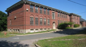Something Truly Disturbing Took Place At This Abandoned Elementary School In Massachusetts