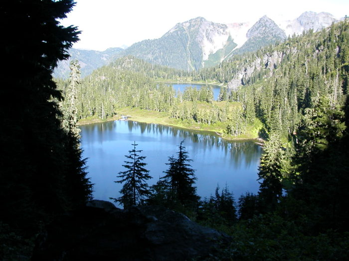 4.  Hike the Anderson and Watson Lakes Trail.