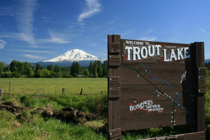 8. Trout Lake